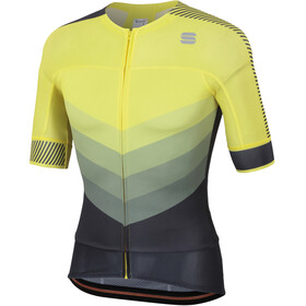 Sportful Bodyfit Pro 2.0 Evo Jersey Men Tweety Yellow/Black